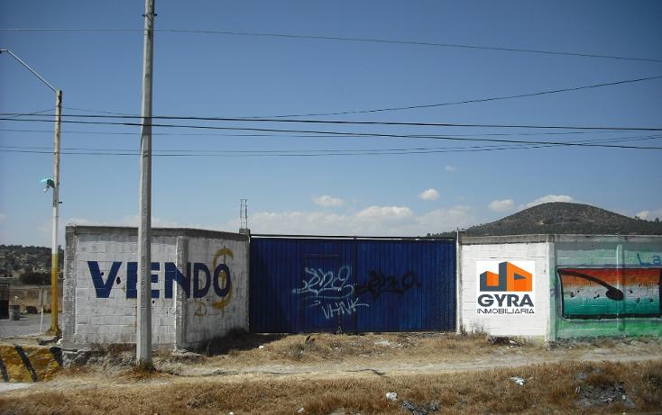 Foto de terreno comercial en venta en  , centro, apizaco, tlaxcala, 1122251 No. 03