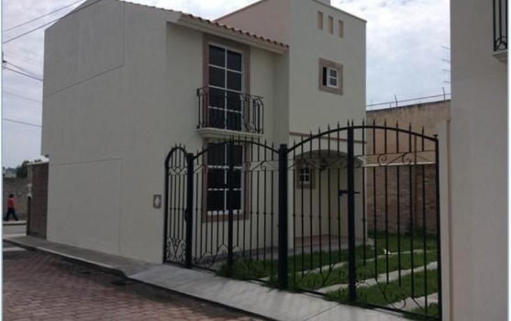 Foto de casa en venta en  , centro, apizaco, tlaxcala, 1673250 No. 01