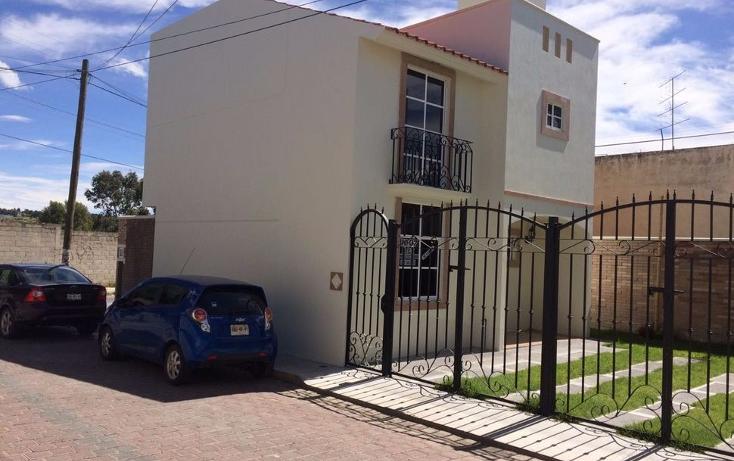 Foto de casa en venta en  , centro, apizaco, tlaxcala, 2003422 No. 01