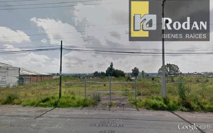 Foto de terreno industrial en venta en heróico colegio militar , centro, apizaco, tlaxcala, 2712748 No. 01