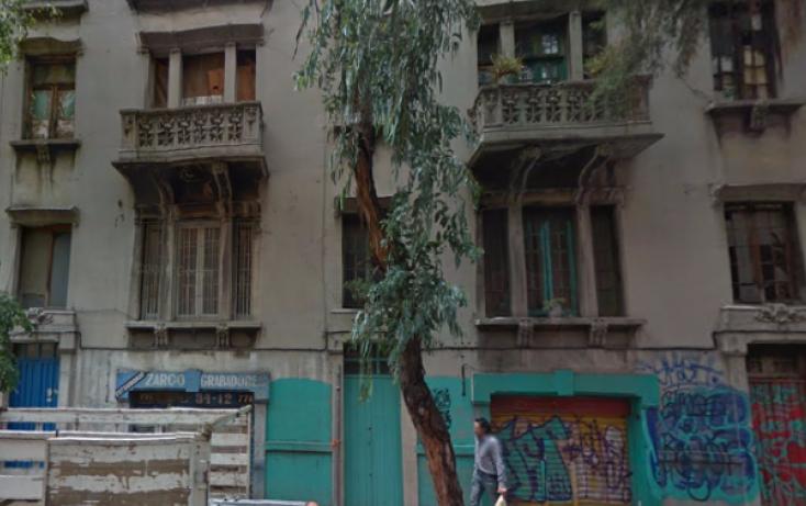 Foto de terreno habitacional en venta en, centro área 1, cuauhtémoc, df, 1059499 no 01