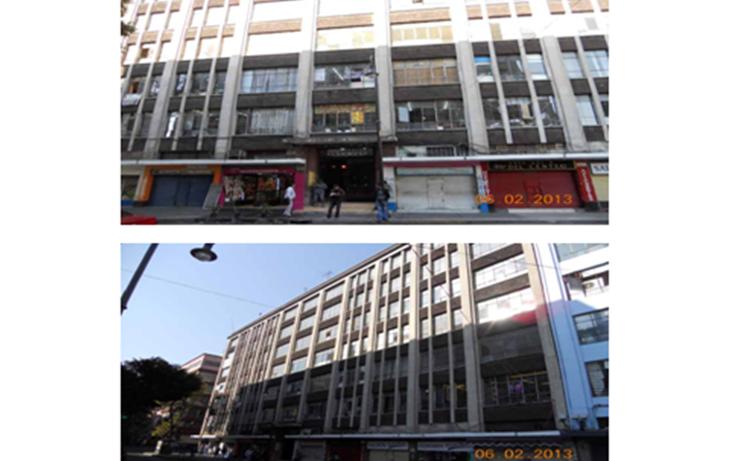 Foto de edificio en venta en  , centro (área 1), cuauhtémoc, distrito federal, 1128125 No. 01