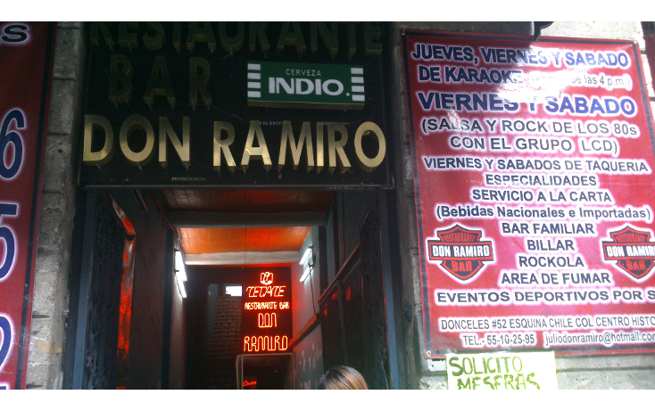 Foto de local en venta en  , centro (área 1), cuauhtémoc, distrito federal, 1312013 No. 16