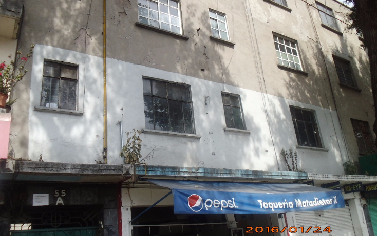 Foto de casa en venta en  , centro (?rea 1), cuauht?moc, distrito federal, 1603040 No. 01