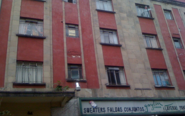 Foto de edificio en venta en  , centro (área 1), cuauhtémoc, distrito federal, 1766380 No. 02