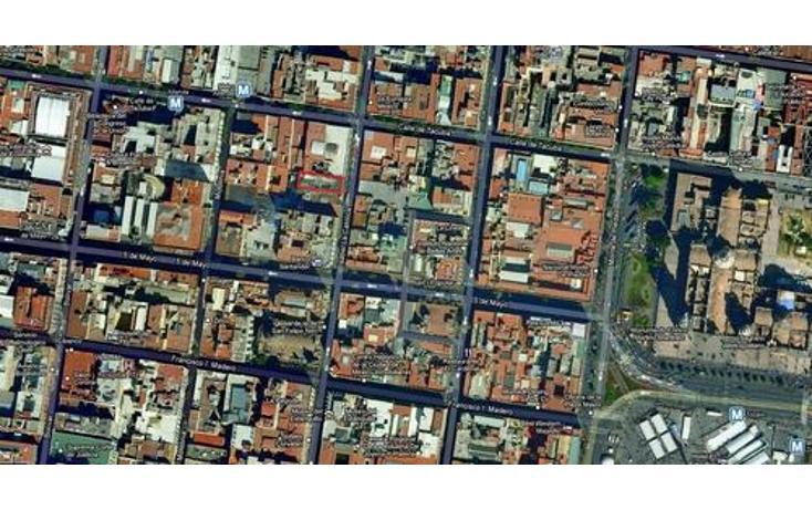 Foto de edificio en venta en  , centro (área 2), cuauhtémoc, distrito federal, 1086911 No. 02