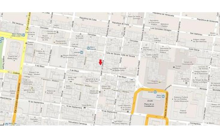 Foto de edificio en venta en  , centro (área 2), cuauhtémoc, distrito federal, 1086911 No. 03