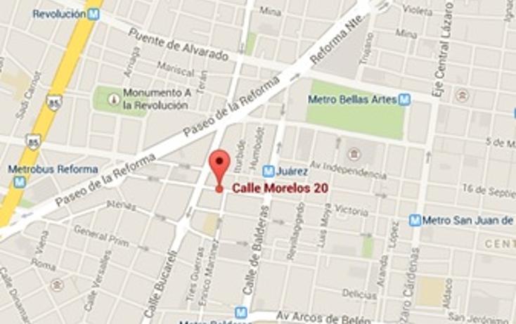 Foto de edificio en renta en  , centro (área 3), cuauhtémoc, distrito federal, 1284963 No. 03