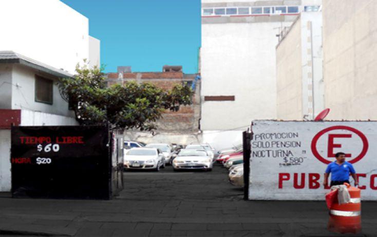 Foto de terreno habitacional en venta en, centro área 9, cuauhtémoc, df, 1878416 no 02
