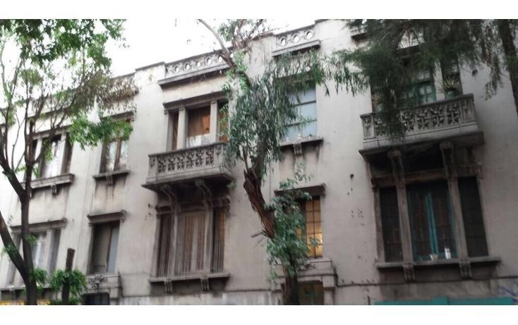 Foto de edificio en venta en  , centro (área 9), cuauhtémoc, distrito federal, 1519236 No. 01
