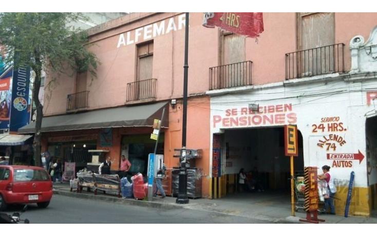 Foto de terreno habitacional en venta en  , centro (área 9), cuauhtémoc, distrito federal, 1865440 No. 01