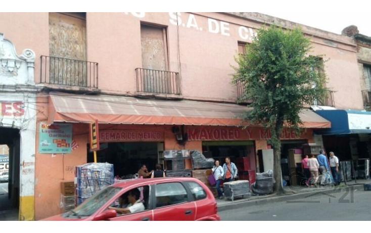 Foto de terreno habitacional en venta en  , centro (área 9), cuauhtémoc, distrito federal, 1865440 No. 02