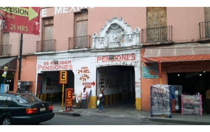 Foto de terreno habitacional en venta en  , centro (área 9), cuauhtémoc, distrito federal, 1865440 No. 03