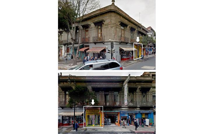 Foto de local en venta en  , centro (área 9), cuauhtémoc, distrito federal, 1878444 No. 01