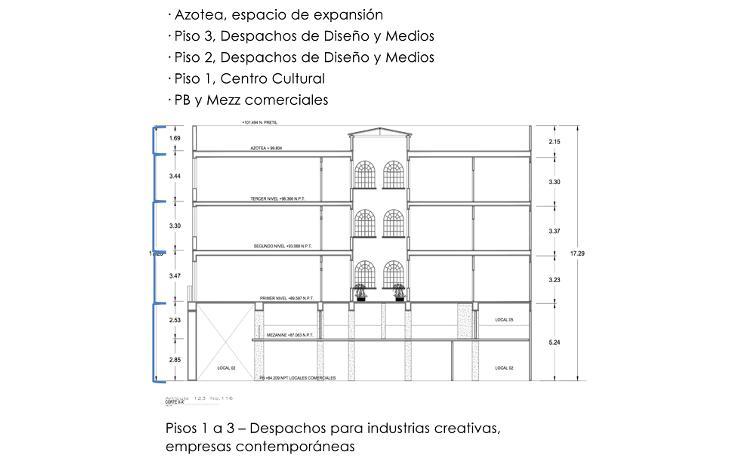 Foto de oficina en renta en  , centro (área 9), cuauhtémoc, distrito federal, 1909685 No. 02
