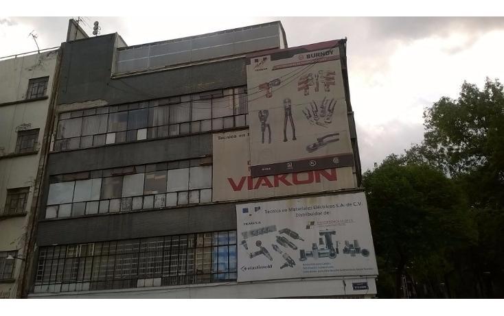 Foto de edificio en venta en  , centro (área 9), cuauhtémoc, distrito federal, 2044883 No. 01