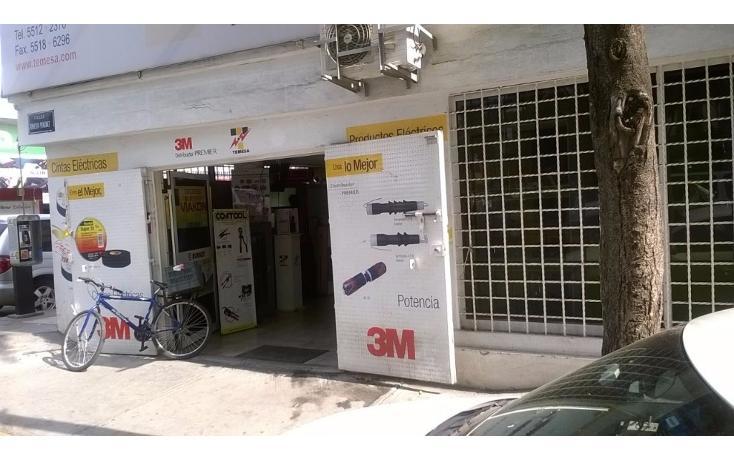 Foto de edificio en venta en  , centro (área 9), cuauhtémoc, distrito federal, 2044883 No. 10