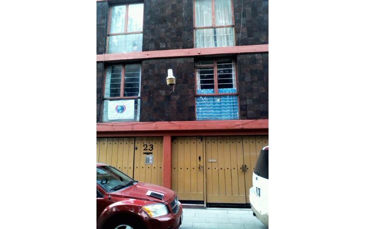 Foto de departamento en venta en  , centro (área 9), cuauhtémoc, distrito federal, 2044971 No. 01