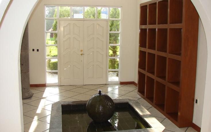 Foto de casa en venta en  , centro, capulhuac, m?xico, 468779 No. 01