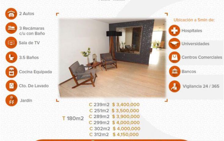 Foto de casa en venta en, centro comercial puebla, puebla, puebla, 1022379 no 01