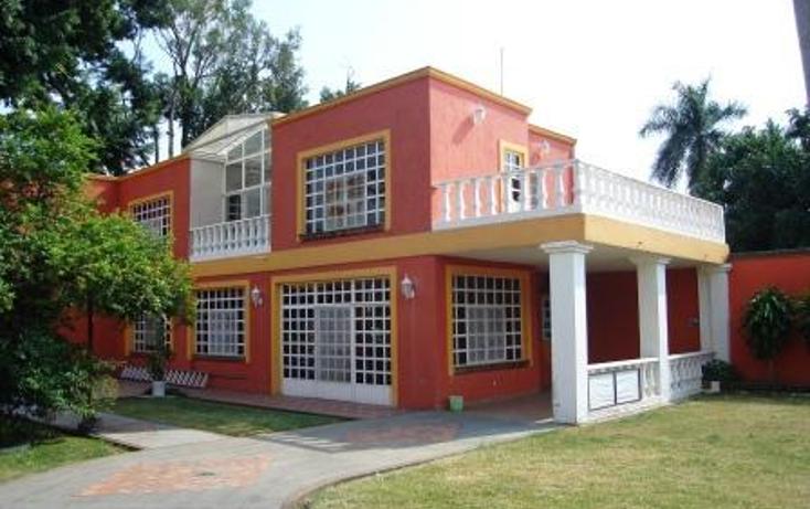 Foto de casa en venta en  , centro, cuautla, morelos, 1079151 No. 01