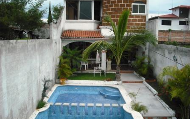 Foto de casa en venta en  , centro, cuautla, morelos, 1079665 No. 01