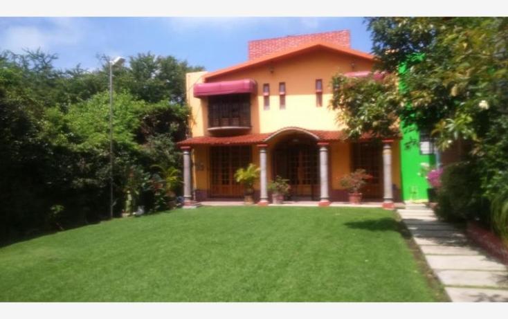 Foto de casa en venta en  , centro, cuautla, morelos, 1534632 No. 01