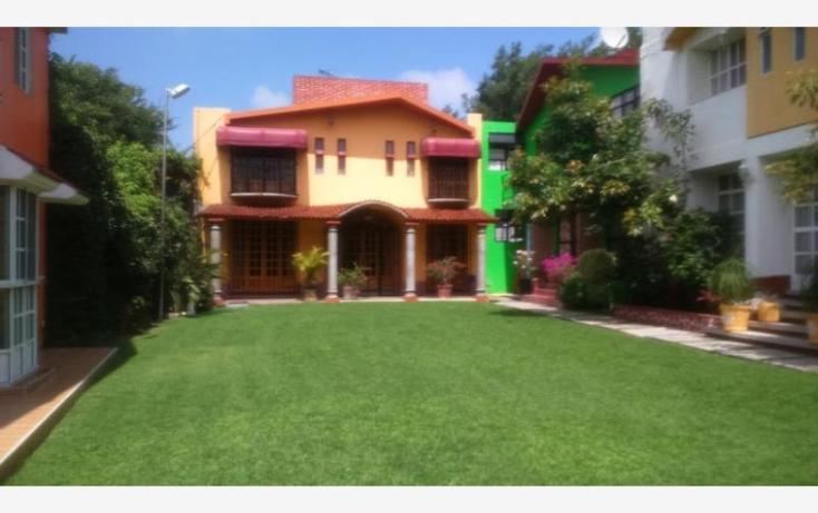 Foto de casa en venta en  , centro, cuautla, morelos, 1534632 No. 02