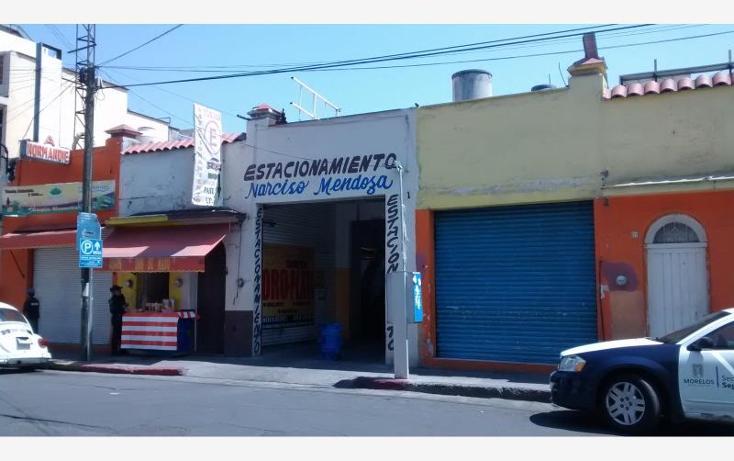Foto de local en renta en  , centro, cuautla, morelos, 1608392 No. 01