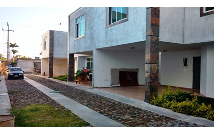 Foto de casa en venta en  , centro, cuautla, morelos, 1658883 No. 01