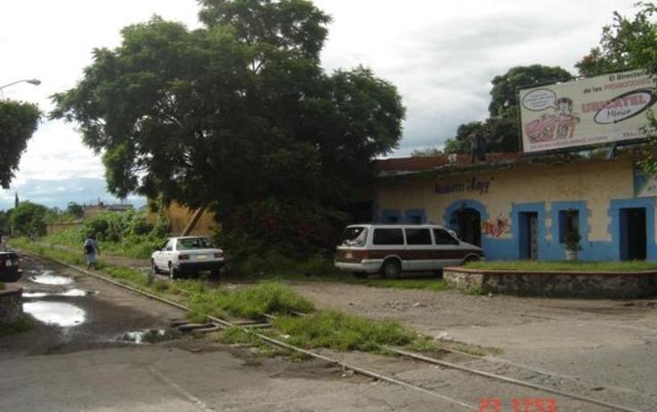 Foto de terreno comercial en venta en  , centro, cuautla, morelos, 1783324 No. 06