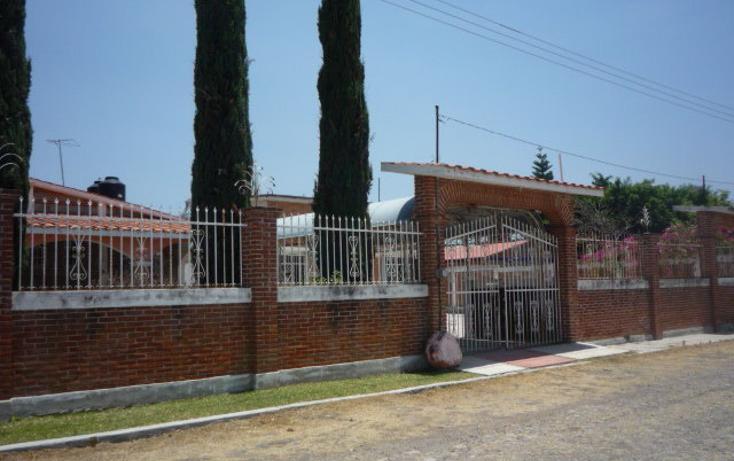 Foto de rancho en venta en  , centro, cuautla, morelos, 449034 No. 02
