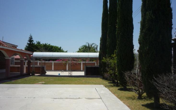 Foto de rancho en venta en  , centro, cuautla, morelos, 449034 No. 03