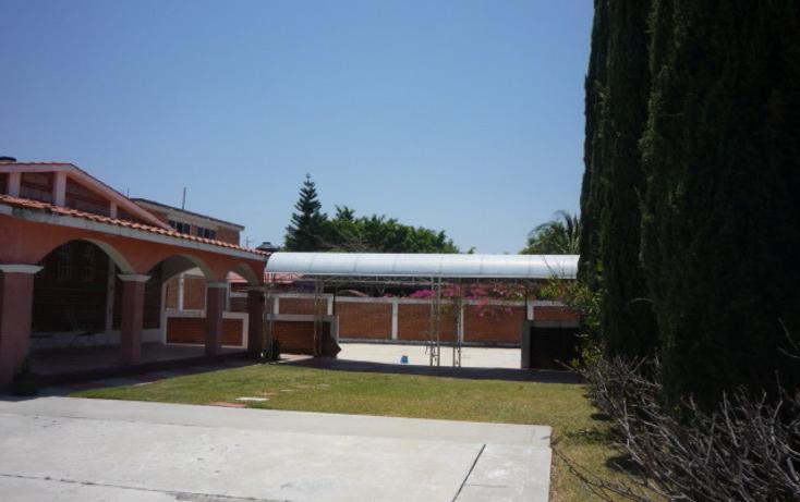 Foto de rancho en venta en  , centro, cuautla, morelos, 449034 No. 04