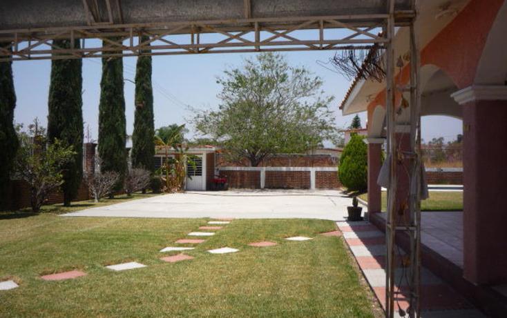 Foto de rancho en venta en  , centro, cuautla, morelos, 449034 No. 10