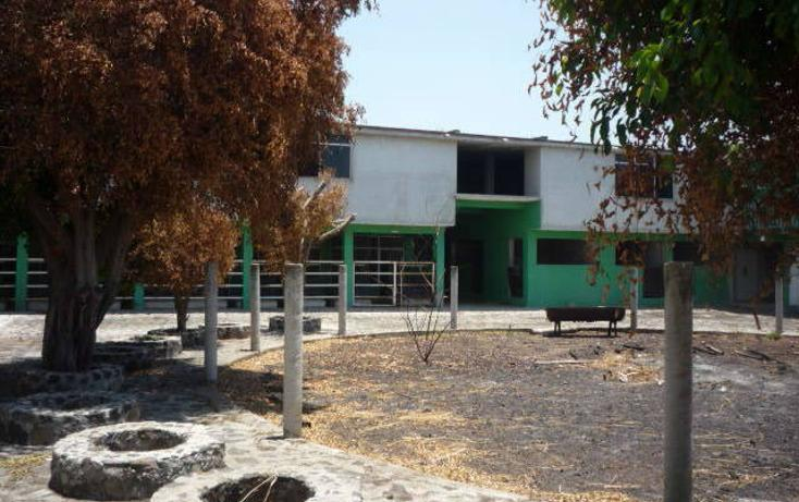 Foto de rancho en venta en  , centro, cuautla, morelos, 449034 No. 28