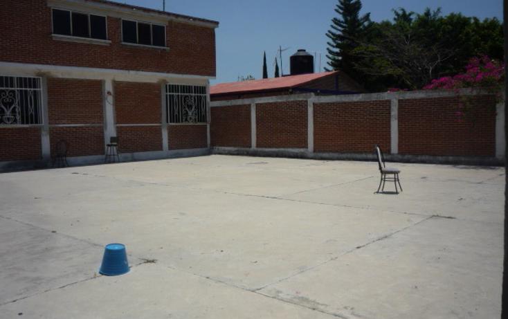 Foto de rancho en venta en  , centro, cuautla, morelos, 449034 No. 33