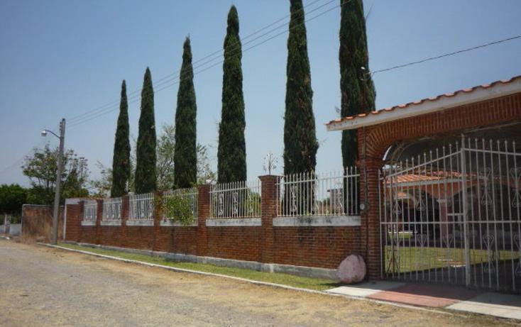 Foto de rancho en venta en  , centro, cuautla, morelos, 449034 No. 35
