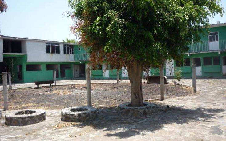 Foto de terreno habitacional en venta en  , centro, cuautla, morelos, 449037 No. 01