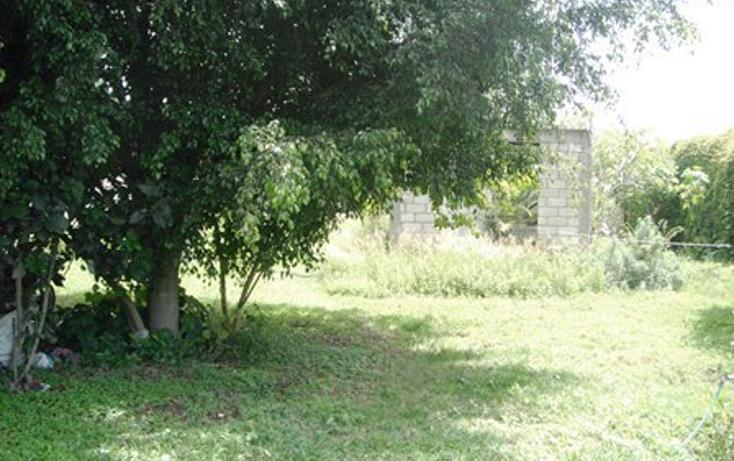 Foto de terreno habitacional en venta en  , centro, cuautla, morelos, 624348 No. 01
