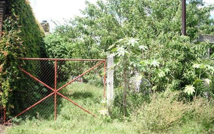 Foto de terreno habitacional en venta en  , centro, cuautla, morelos, 624348 No. 02