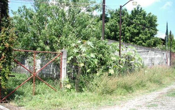 Foto de terreno habitacional en venta en  , centro, cuautla, morelos, 624348 No. 03