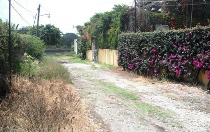 Foto de terreno habitacional en venta en  , centro, cuautla, morelos, 624348 No. 07