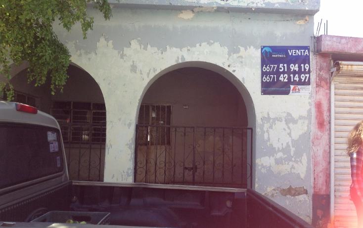 Foto de terreno habitacional en venta en  , centro, culiac?n, sinaloa, 1776968 No. 04