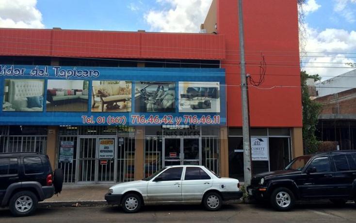Foto de local en renta en  , centro, culiacán, sinaloa, 1839996 No. 01