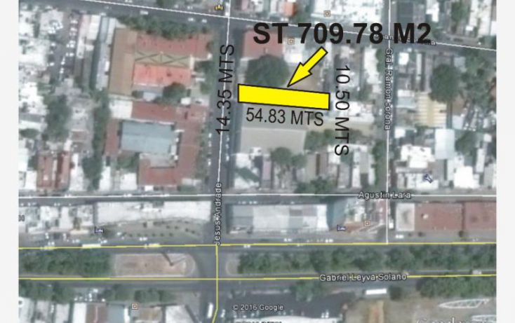 Foto de terreno comercial en venta en, centro, culiacán, sinaloa, 1989998 no 01