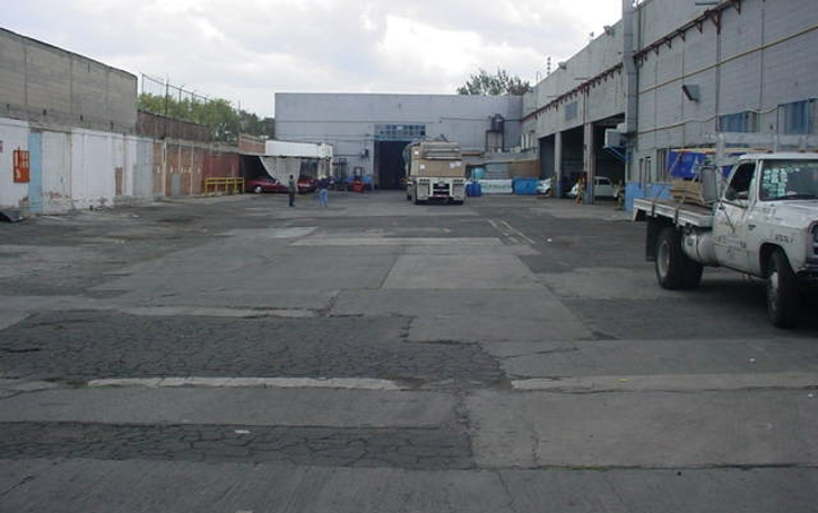 Foto de nave industrial en renta en  , centro de azcapotzalco, azcapotzalco, distrito federal, 2032318 No. 03