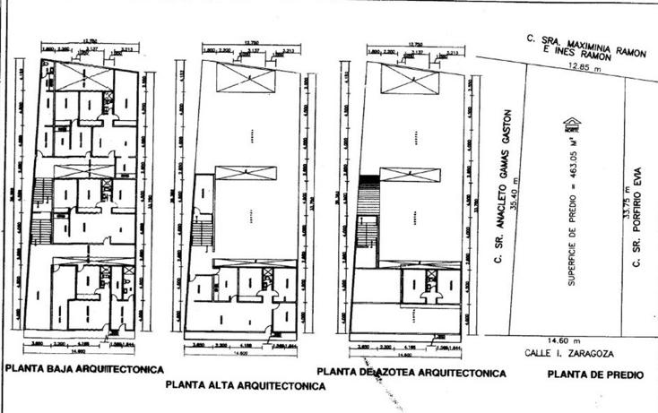 Foto de casa en venta en  , centro delegacional 1, centro, tabasco, 1765648 No. 06
