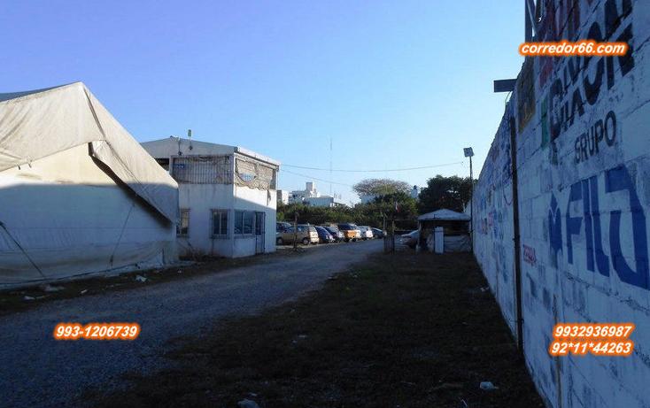 Foto de terreno comercial en venta en  , centro delegacional 6, centro, tabasco, 1553004 No. 06