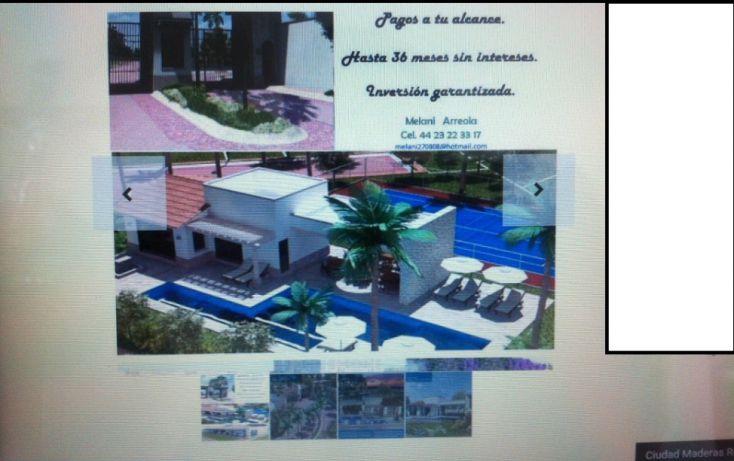 Foto de terreno habitacional en venta en, centro, el marqués, querétaro, 1089979 no 01